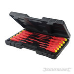 11 Piece screwdriver set