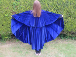 Floaty Coat - Blue