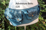 Cotton Adventure Belts